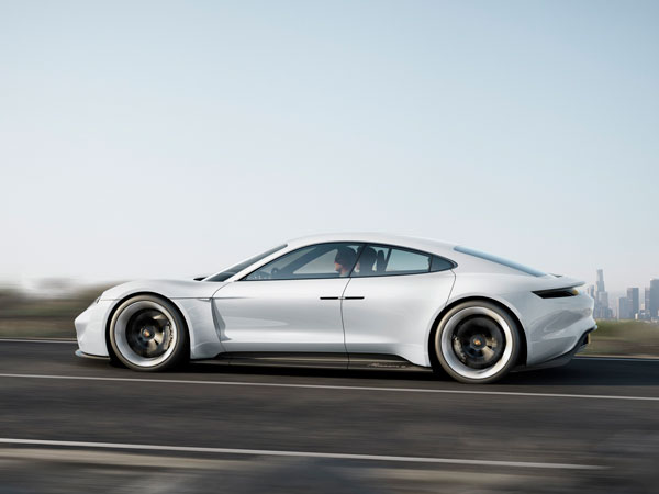 Porsche Makes Plans To Do A Smaller Version Of The Mission E Sedan