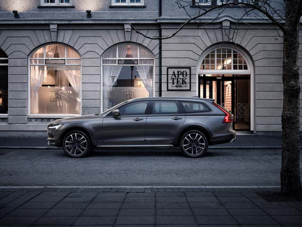 Volvo's Largest Cross Country Wagon Breaks Cover
