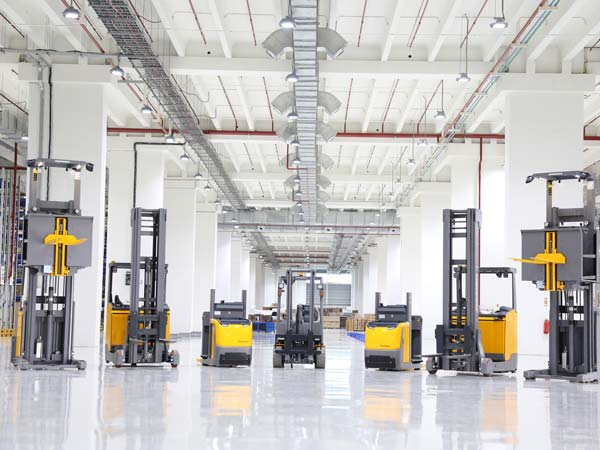 Mercedes-Benz Open Warehouse And Vehicle 'Preparation' Centre In Pune