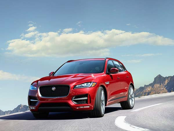 Jaguar F-Pace India Bookings To Begin By September-End