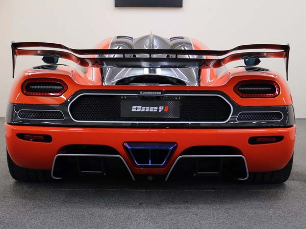 Rarest Of All Koenigseggs Comes Up For Sale