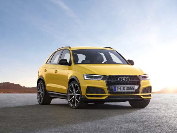 Audi Reveals 2017 Q3 Facelift With Fewer Changes