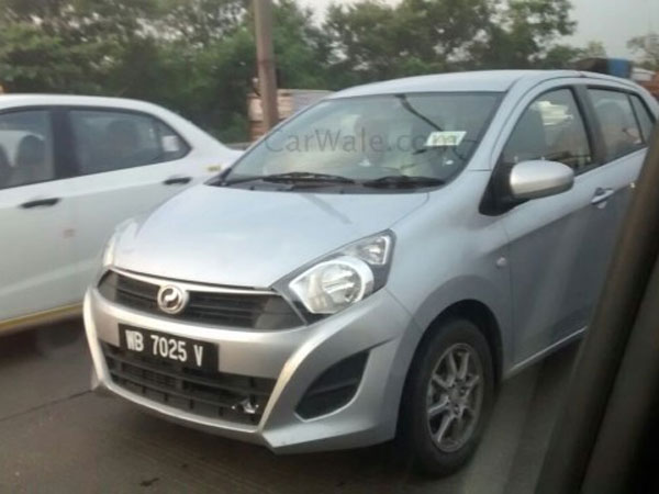 Has Daihatsu Commenced Testing Products In India