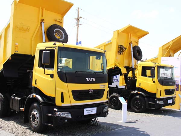 Tata Motors To Increase Commercial Vehicle Exports In Two Years