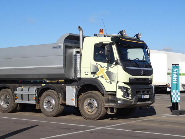 Hunt For The Most Fuel Efficient Truck Driver — Volvo Asia Pacific Fuelwatch Concluded