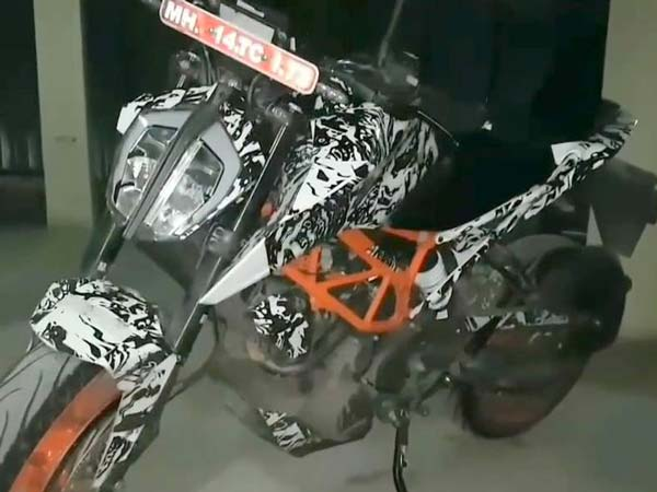 2017 KTM Duke 200 Will Add-On Weight — ABS To Be Standard Feature