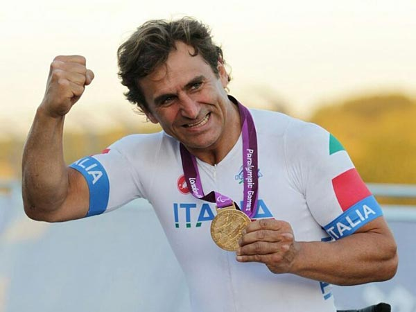 Former Formula One Driver Alex Zanardi Clinches Gold In Paralympics 2016