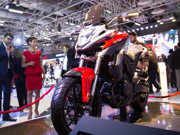 Honda CX-02 Concept To Enter Production By 2018