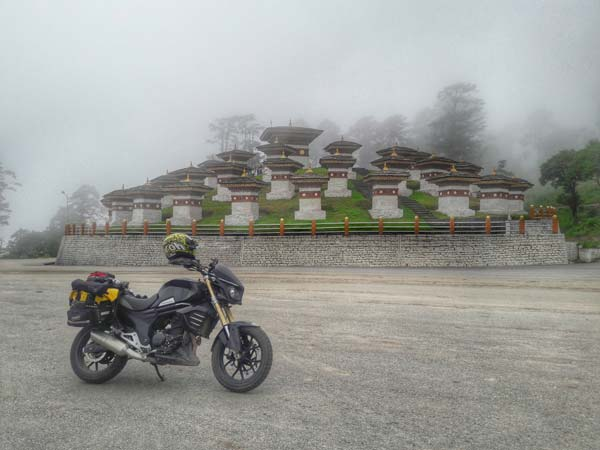 Here's The Story Of How The 'Mojo Baba' Discovered Bhutan On His Beloved Motorcycle