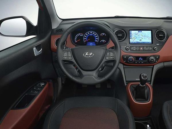 Hyundai Grand i10 Facelifted Version To Receive Dashboard Updates