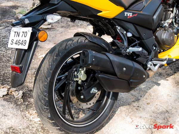 TVS Delayed Apache RTR 200 FI Launch