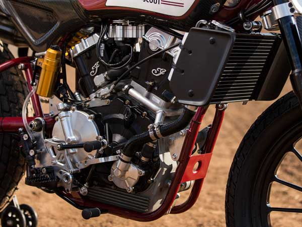 Indian Scout FTR750 To Race On September 25
