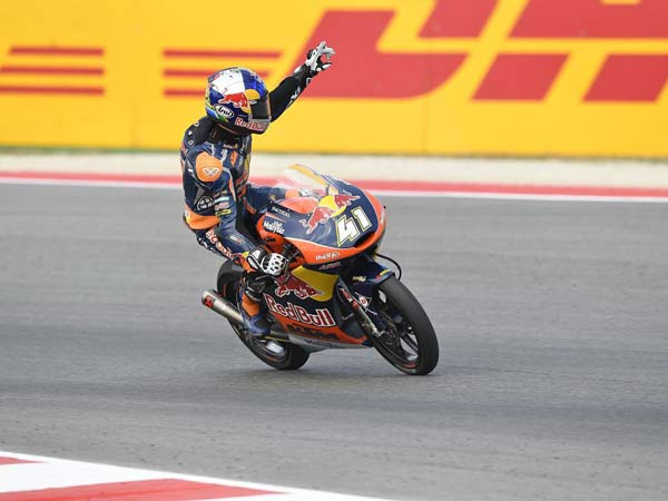 Can Binder Get His Hands On The Moto3 Crown?