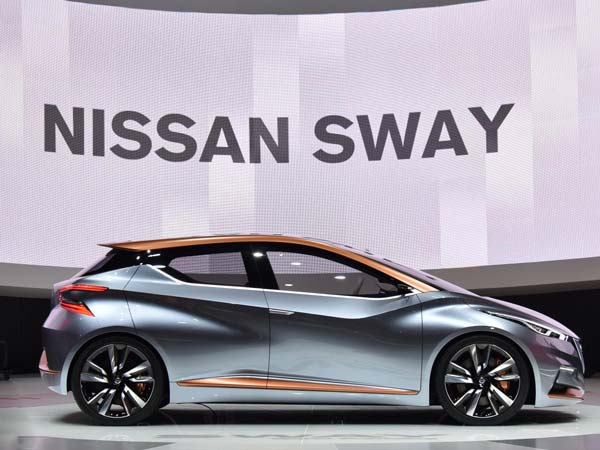Next-Gen Nissan Micra To Be Showcased At Paris Motor Show 2016