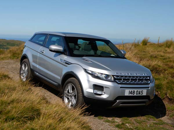 Range Rover Evoque Petrol Engine Considered For India