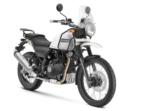 Meet The Royal Enfield Himalayan With A KTM 390 Engine