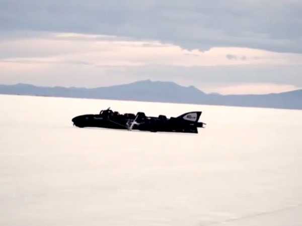 Guy Martin Crashed During The Trial Run at Salt Flats