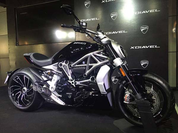 Ducati's XDiavel Is A Hit — Before It Hits The Showroom