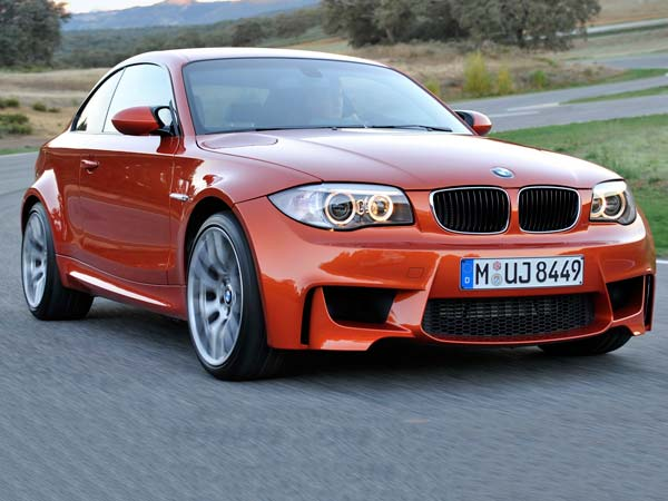 Top Gear Host Chris Harris Shells Out Some Crazy Money For A BMW 1M Coupe
