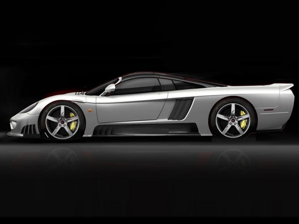 Seven More Examples Of Saleen S7 To Be Built