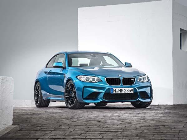 BMW M2 CS, With 400bhp - DriveSpark News