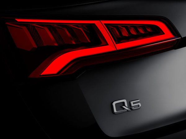 Audi Teases New Q5 For Paris Motor Show