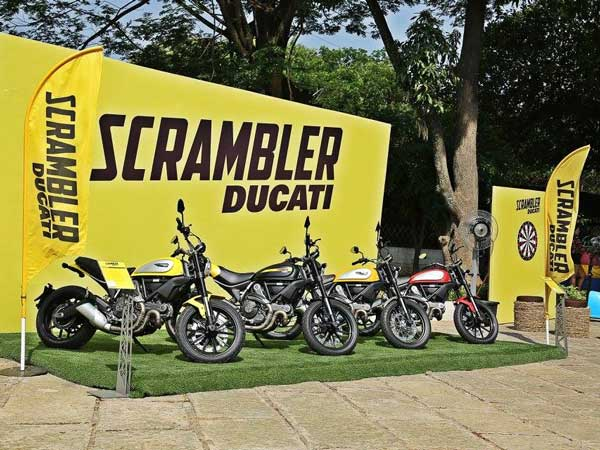Ducati To Expand Its Dealership Network In India