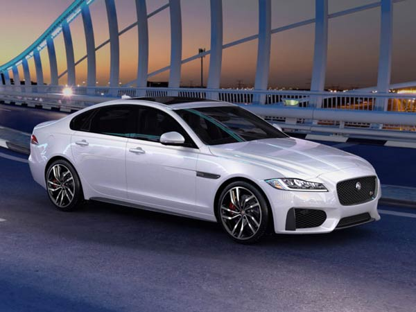 Jaguar Launches The New XF Sedan In India — Here's More Details