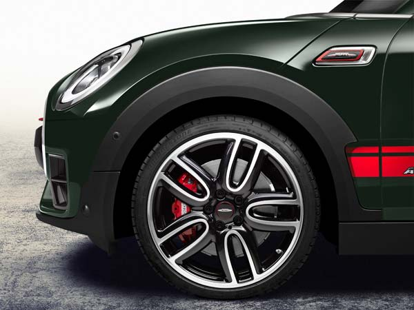 Mini Clubman Gets The John Cooper Works Touch