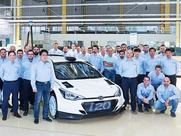 Hyundai Motorsports' New-Gen i20 R5 Programme Reaches Another Milestone