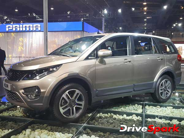 Is It Worth Waiting For Tata Hexa? Well Here Are The Reasons