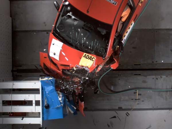 'Made-in-India' Chevrolet Beat Fails Latin NCAP Crash Test