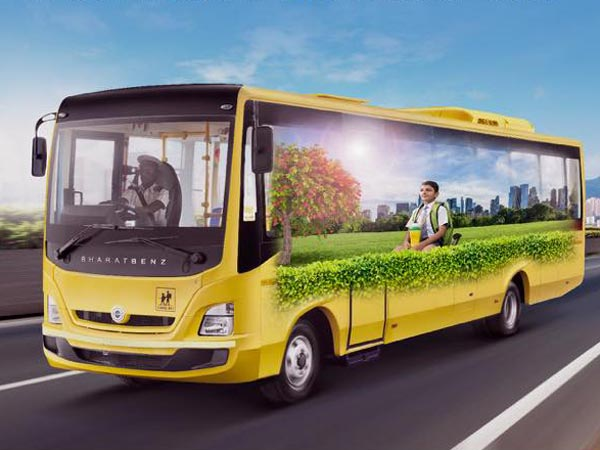Daimler India Will Export Mercedes-Benz Buses From Oragadam Plant