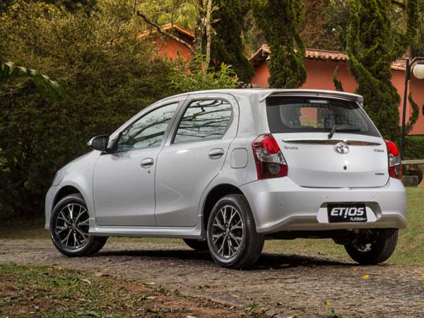 Etios liva car price in india
