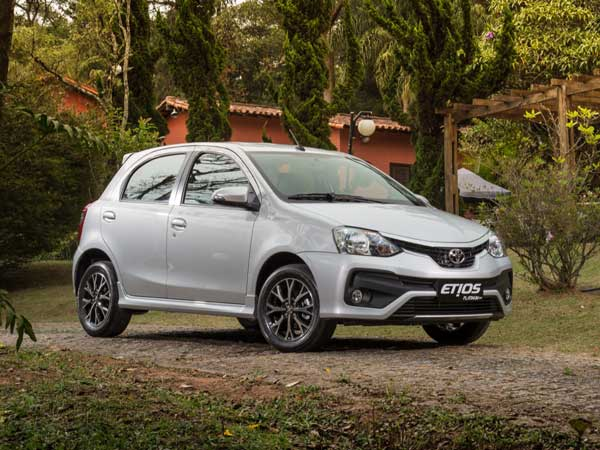 New Toyota Etios Liva Launched In Bangalore