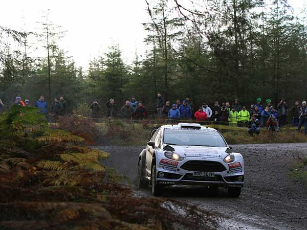 WRC Rally GB Gets Green Light — New Deal Signed To Use Wesh Forest