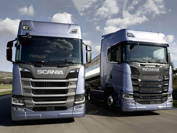 Scania R And S Crowned As International Truck Of The Year 2017
