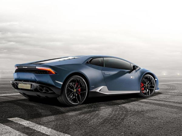 Lamborghini Huracan Avio Launched In India