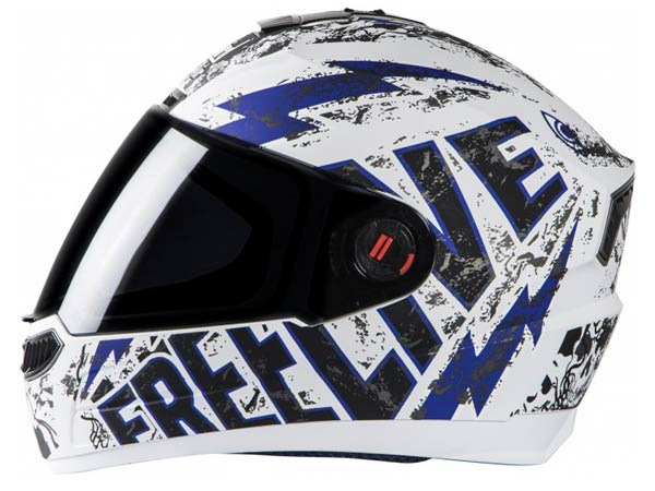 "Steelbird Launches ""Free Live"" Air Ventilated Helmet"