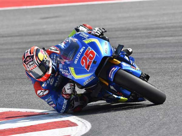 Rossi & Vinales Extremely Close To Marquez's Pace