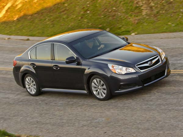 Subaru Legacy Models Recalled Globally Over Faulty Wiper Issue