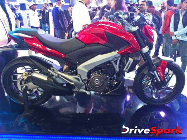 Bajaj VS400 To Be Equipped With Slipper Clutch