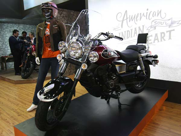 UM Motorcycles Considering Manufacturing Engines In India