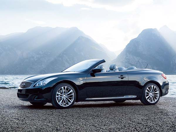 Infiniti Will Not Be Offering Convertible 2017 Q60 Coupe