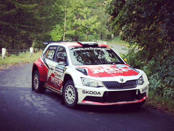 Asia Pacific Rally Championship — Gaurav Gill Registers Fourth Successive Victory