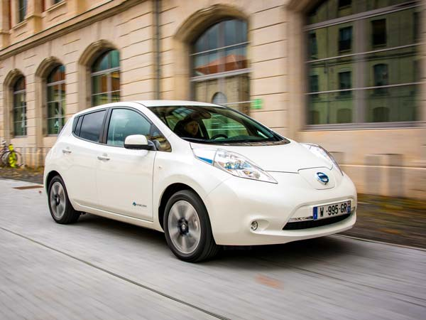 Nissan Working On Smaller Electric Hatchback