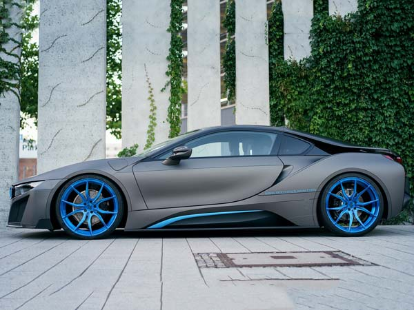 BMW I8 Customised By German Special Customs