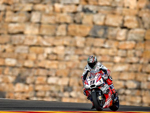 Pramac Ducati Riders Fight For 2017 Motorcycle