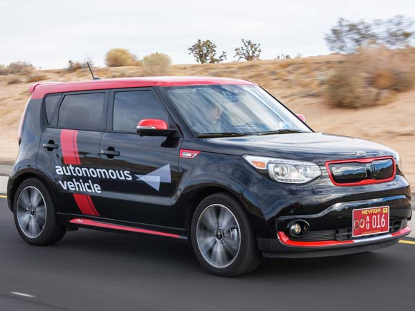 In 25 Years Half Of The New Cars Sold Will Be Autonomous — Kia