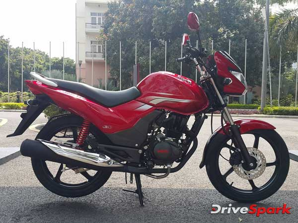 Hero Achiever 150 Review Test Ride Report